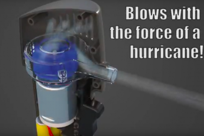 BlowsWith HurricaneForce